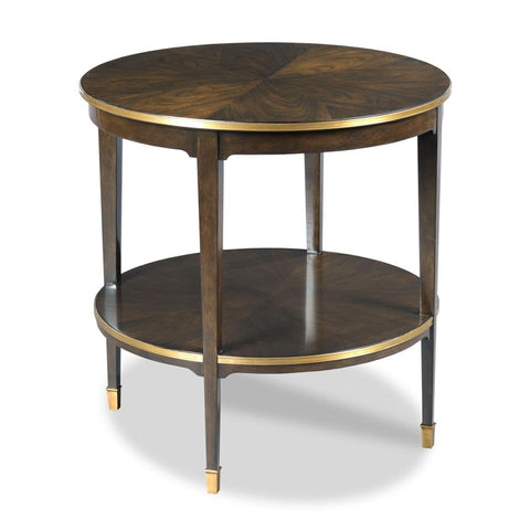Emery Round Side Table