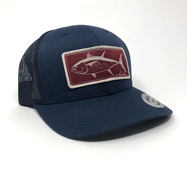 Red Tuna Hat