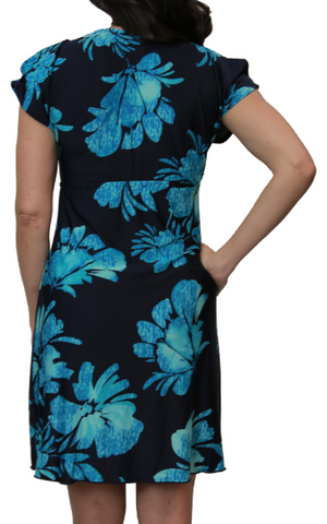 Blue Kona Athena Dress
