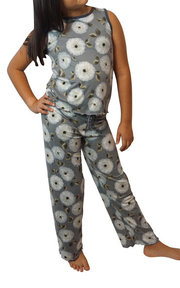 Zahara Kids Cozy Pajama Pants Set