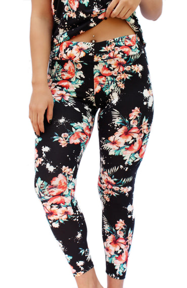 Floral Fitness Leggings