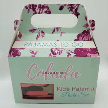 "Kids Pant ""To-Go"" Box"