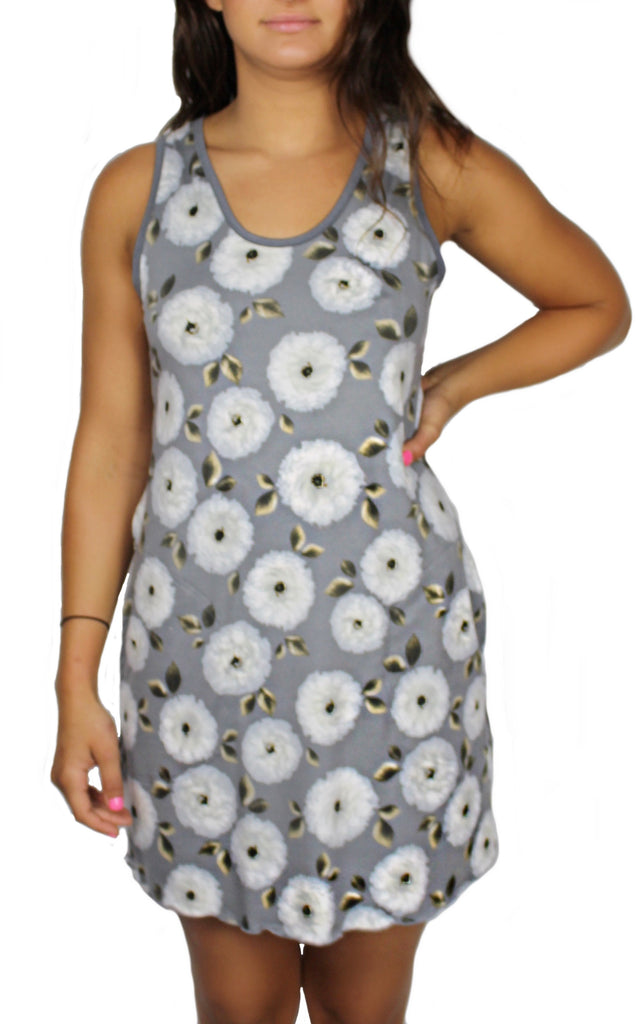 Zahara Sporty Tank Dress with pockets