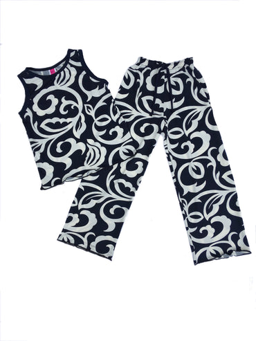 Vanity Kids Pajama Pants Set
