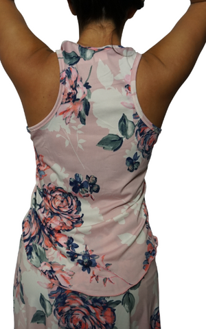 Sweet Rose Fitness Tank II