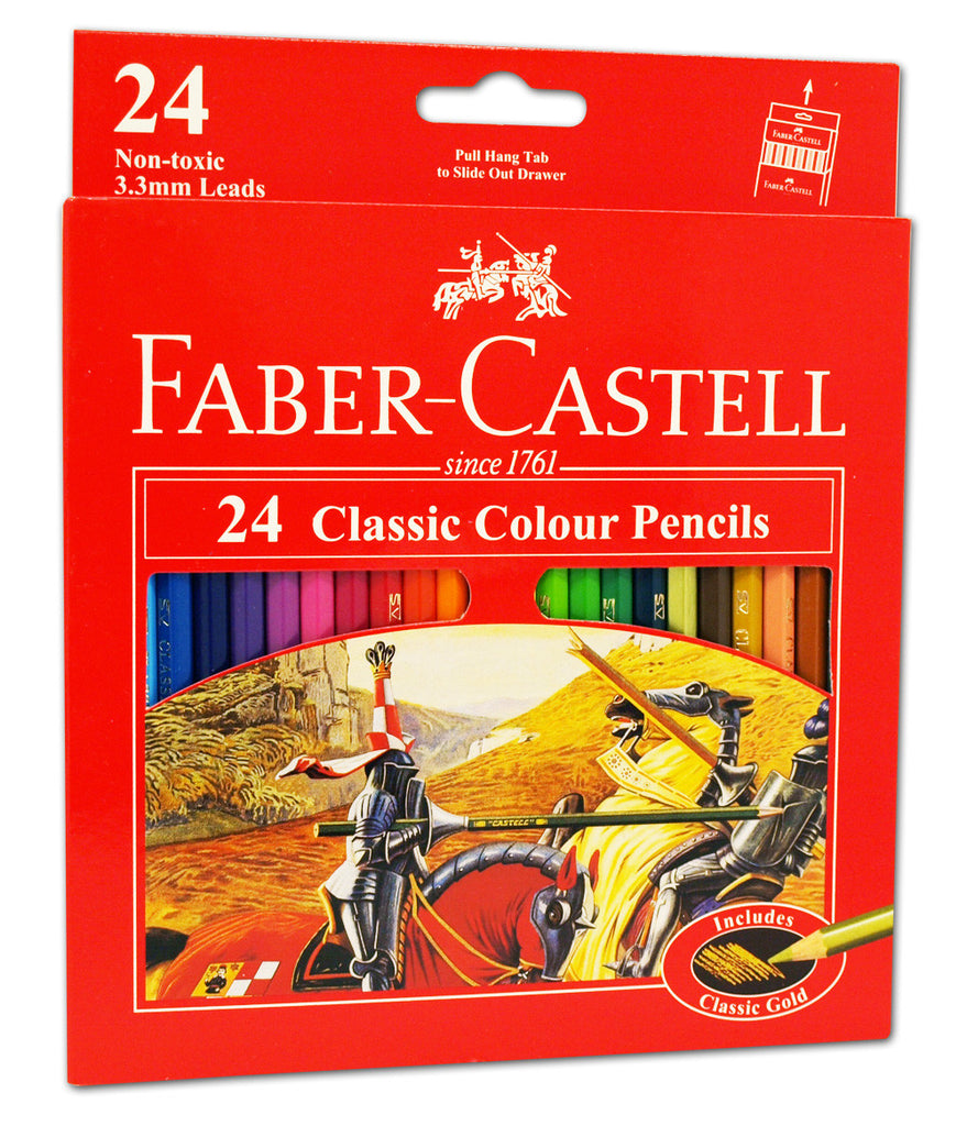 Colour Pencils Faber Castell