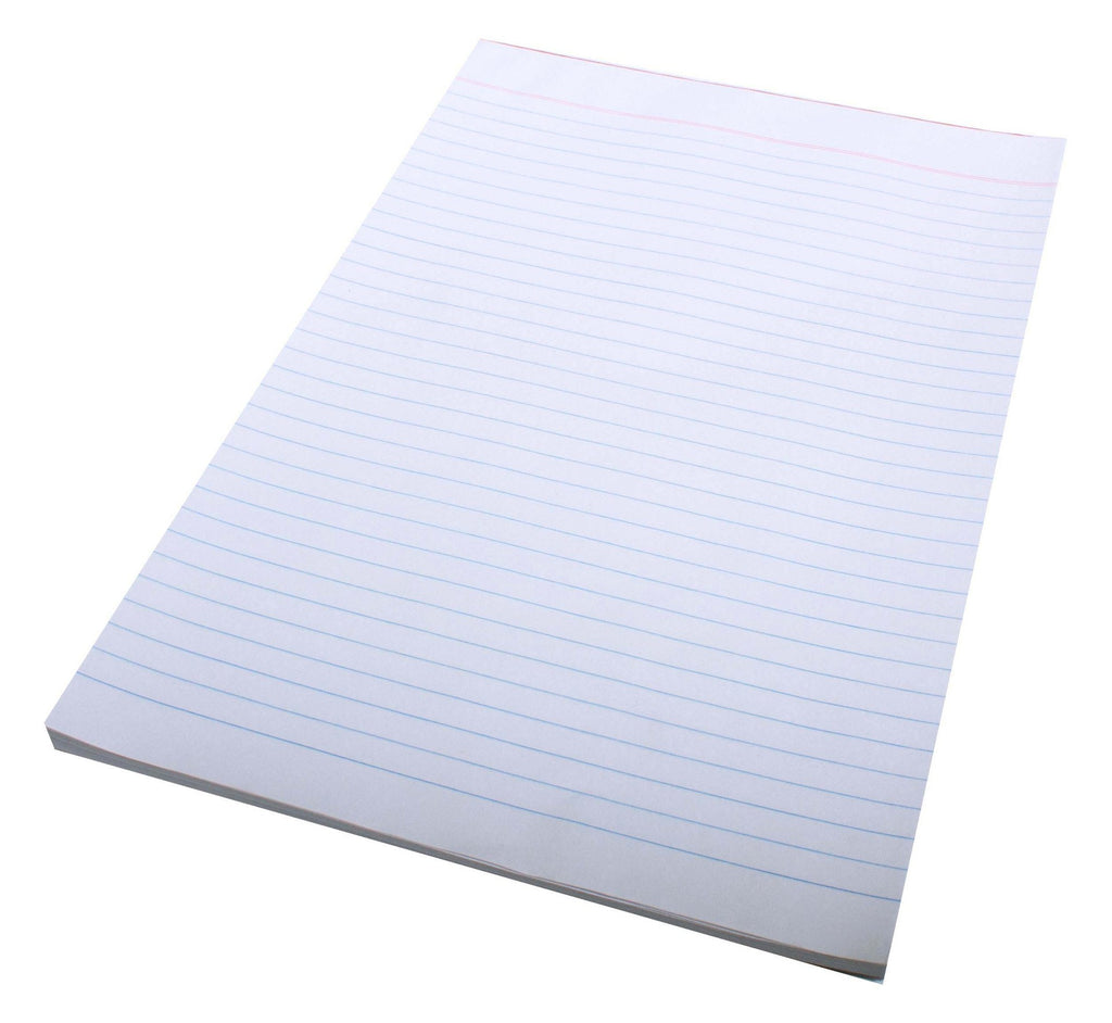Quill A4 Lined Notepad