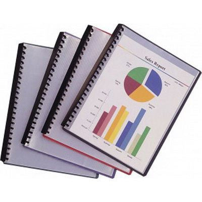 Display Book - Clear Cover -  20P
