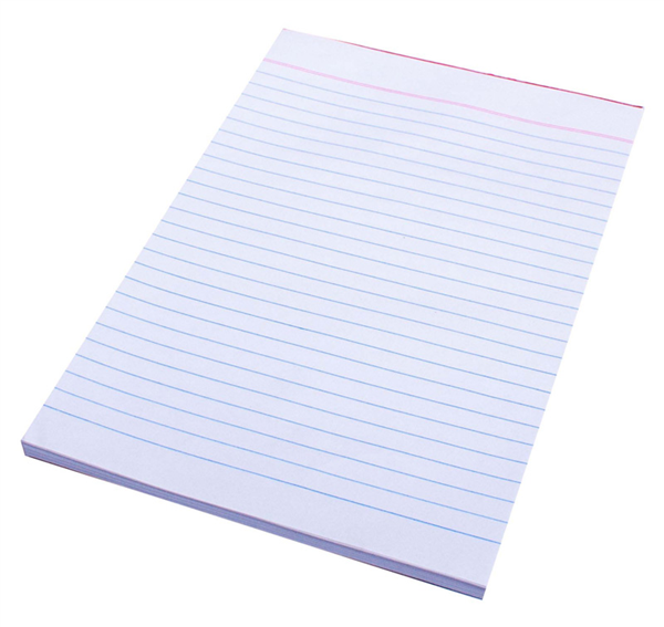 Quill A5 Lined Notepad