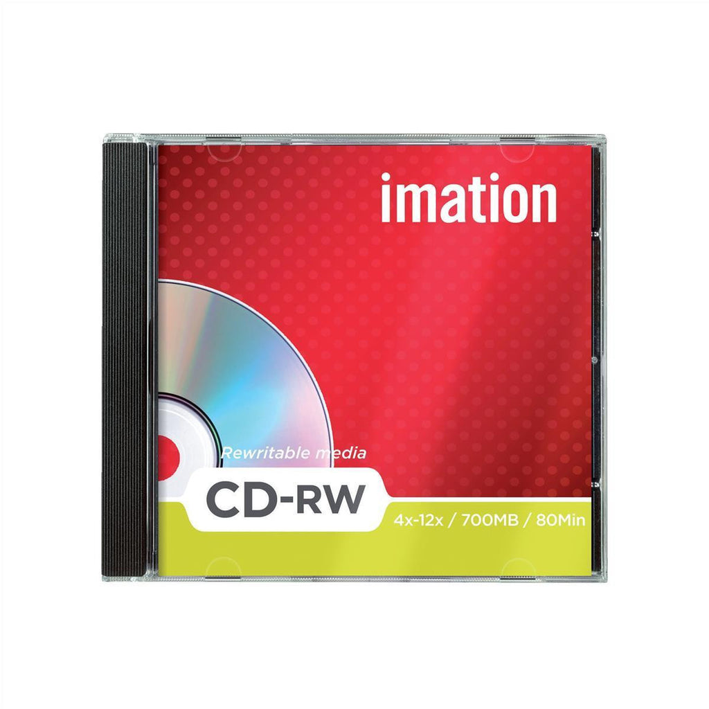 CD-RW - Imation - 12x | 700MB | 80min