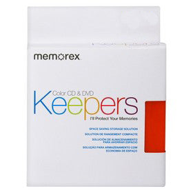 CD / DVD Cases - Memorex 'Keepers'