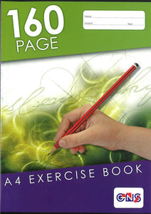 A4 Exercise book - GNS