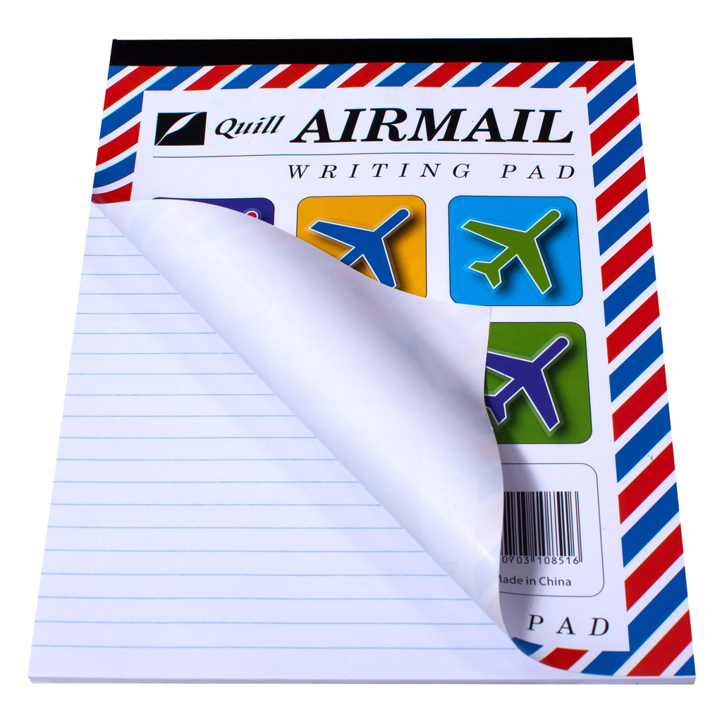 Quill Airmail Pad