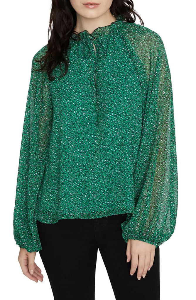 Live it Up Volume Blouse