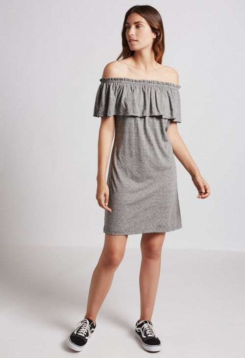 The Ruffle Dress