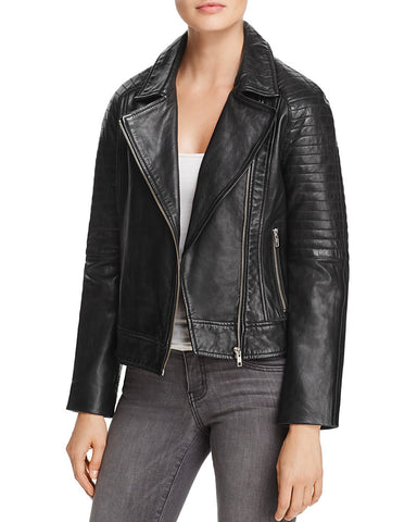 Dominic Leather Jacket