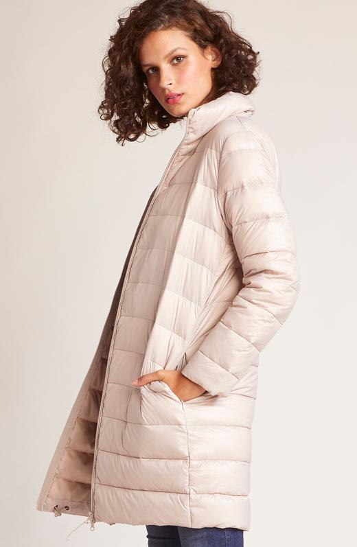 Puff Love Down Jacket - Parchment