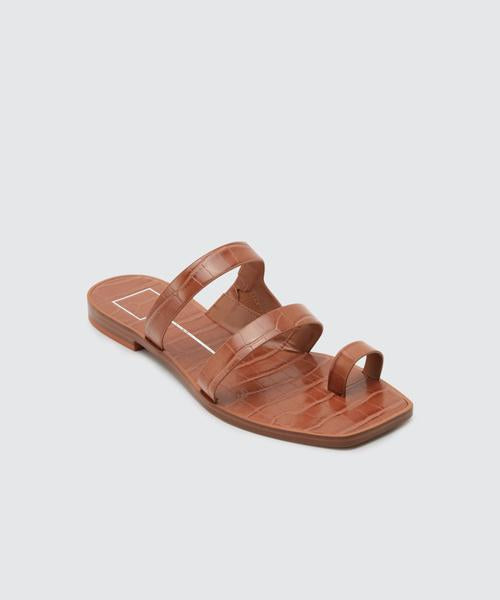 Isala Sandals Brown