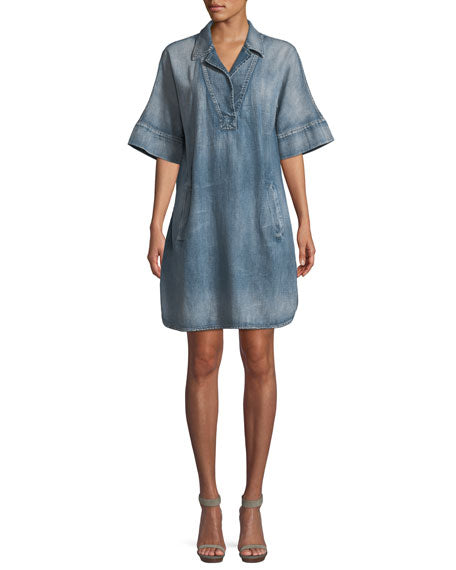 Amanda Denim Dress