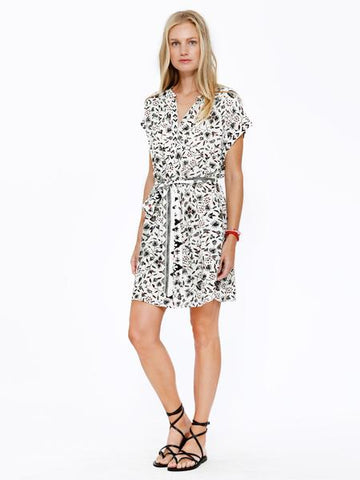 Chandler Dress - White Sand