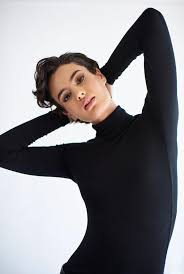 Britt Long Sleeve Turtleneck