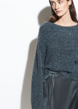 Boxy Pullover Sweater