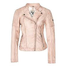 Elya Leather Jacket