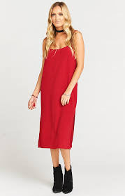 Shiloh Slip Dress