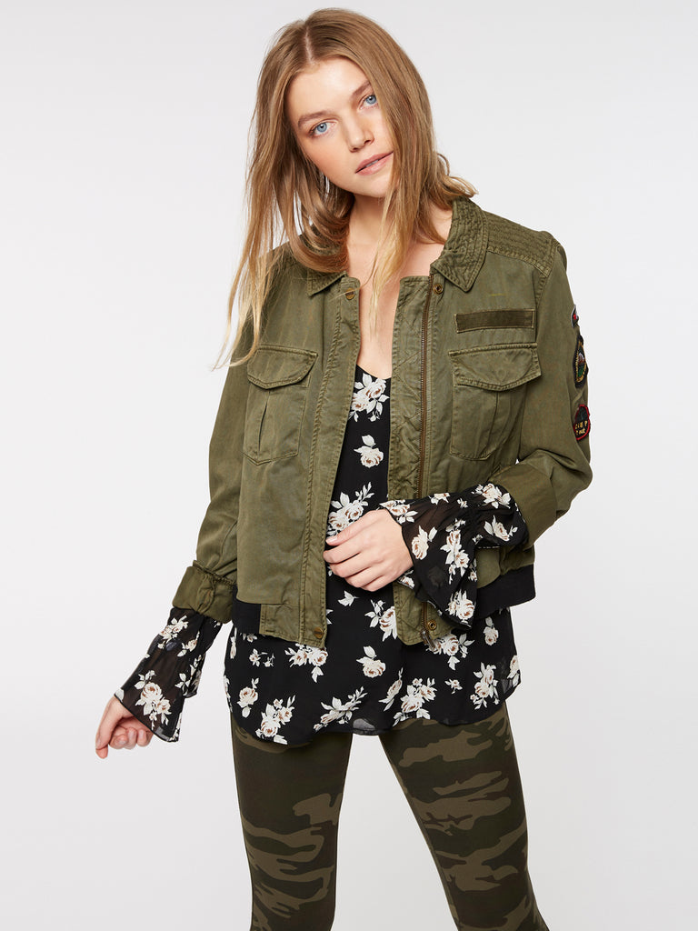 Camp Eisenhower Bomber Jacket