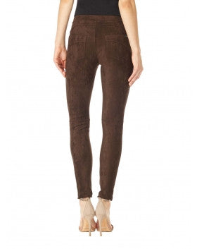 Faux Suede Grease Legging