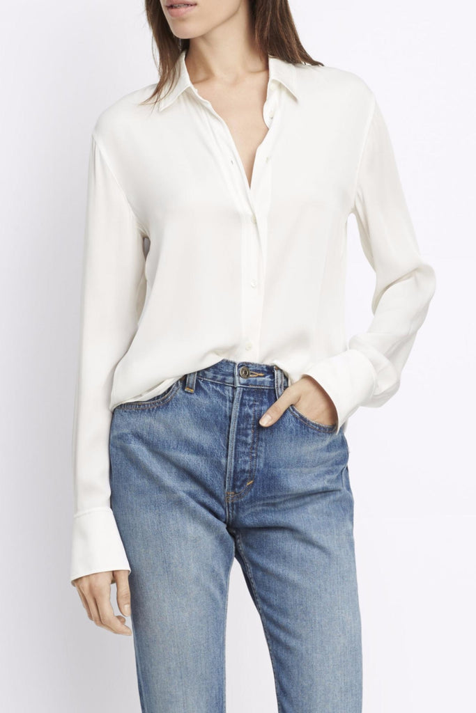 Slim Fitted Blouse