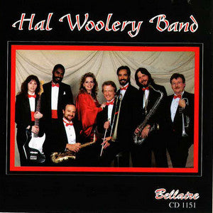 Hal Woolery Band - Featuring Cindy Adams