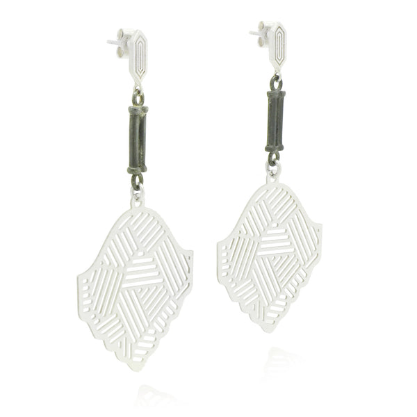 Alasco Moon Earrings