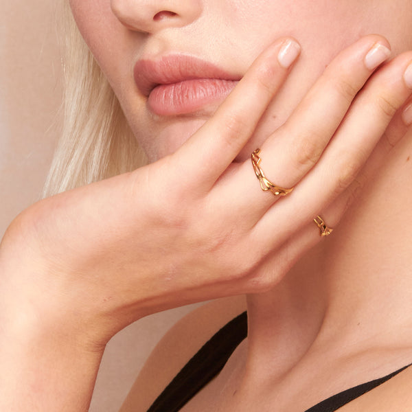 Aura Ring Gold