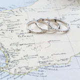 Silver Destination Ring