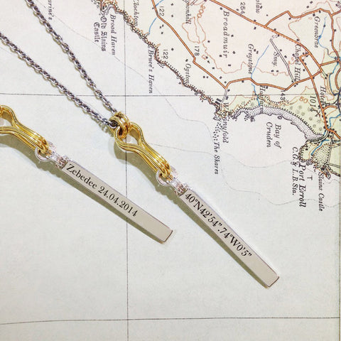 Destination Pendant