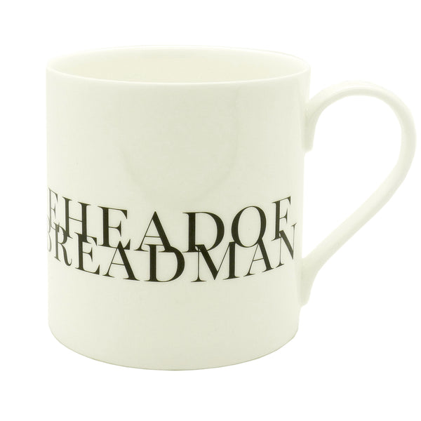 Gingerbread Man Large Mug