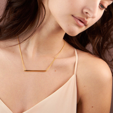 Gold Eto Necklace