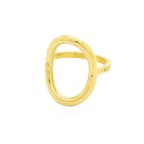 RISE ring gold