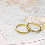 Gold Destination Ring