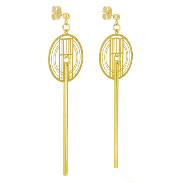 Long Hera Earrings