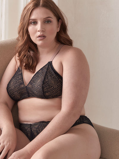 Sokoloff lingerie x addition elle