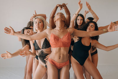 Sokoloff Lingerie and her artists