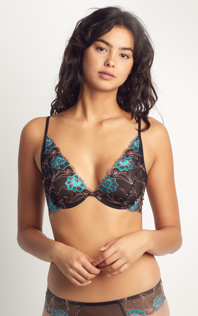 Amber Bra | Frenchy Lace