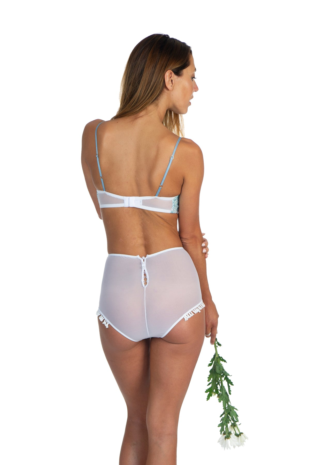 Blanche Midwaist Panty