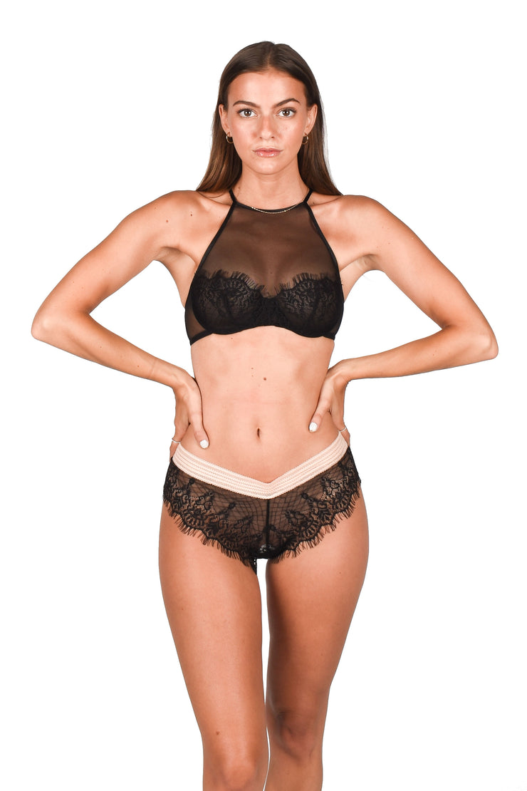 Elie Halter Bra | SOI. Collection