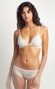 Faith Brazilian White | Undie