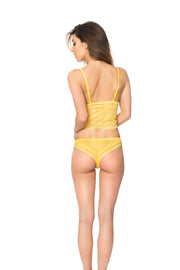 Heather Cami Yellow Gold | Made in Montreal