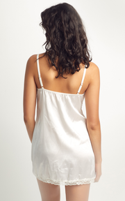 Vanilla Silk Sleep Dress | Pyjama