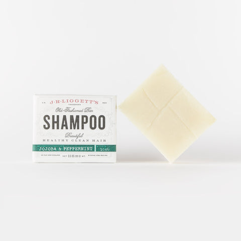 Champô para a barba JR Ligget's Jojoba and Peppermint